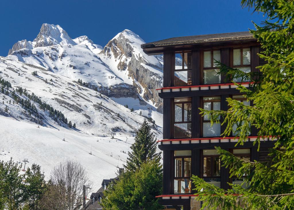 Mejores zonas donde alojarse en Jaca para practicar esquí - Candanchú