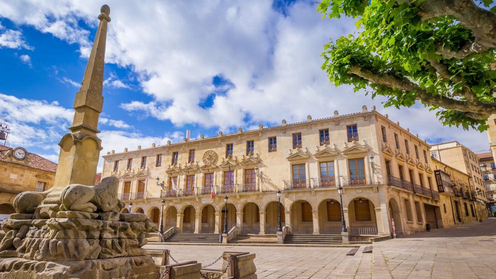 Mejores zonas donde alojarse en Soria capital - Centro Histórico