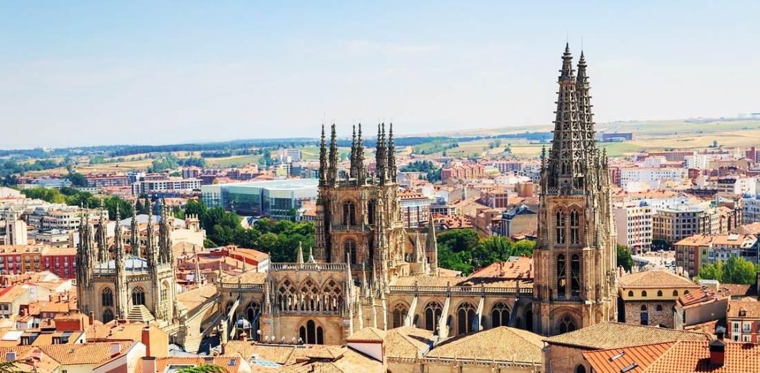 Dónde alojarse en Burgos, España