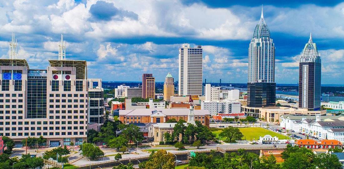 Dónde alojarse en Mobile, Alabama