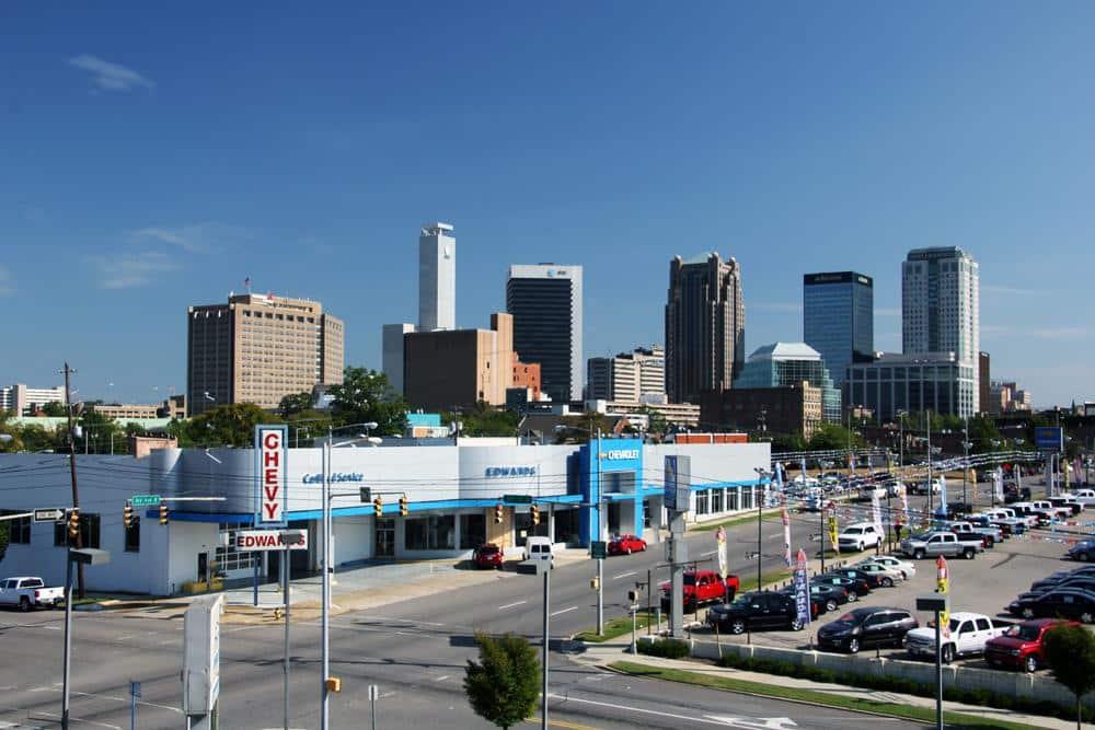 Mejores zonas donde alojarse en Birmingham, AB - Downtown