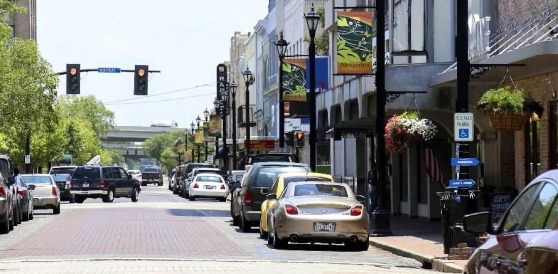 Dónde alojarse en Alexandria, Louisiana