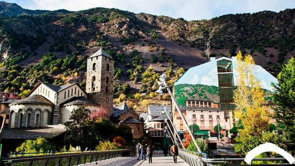 Dónde alojarse en Andorra - Andorra la Vella