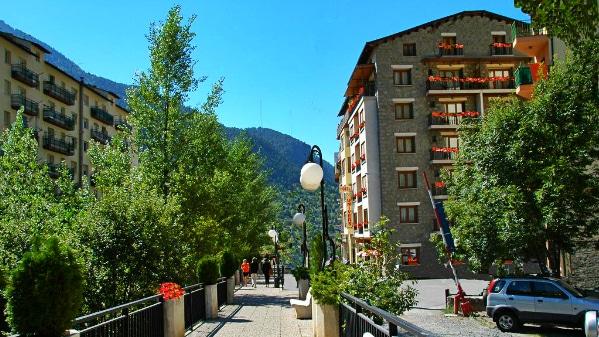 Dónde alojarse en Andorra - Encamp