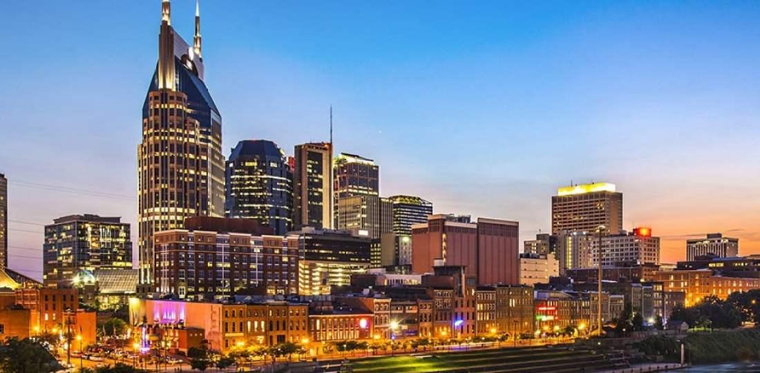 Dónde alojarse en Nashville, Tennessee