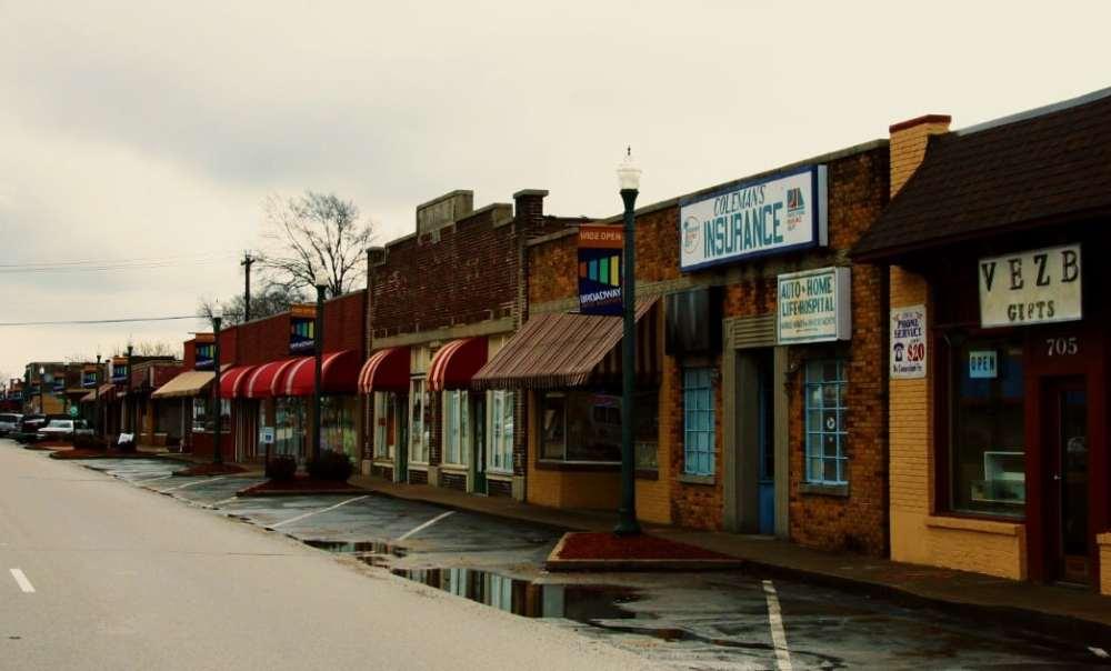 Dónde hospedarse en Memphis - West Memphis