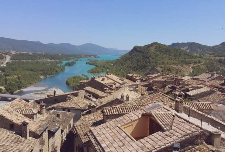 Las mejores zonas donde alojarse en Aínsa, Aragón