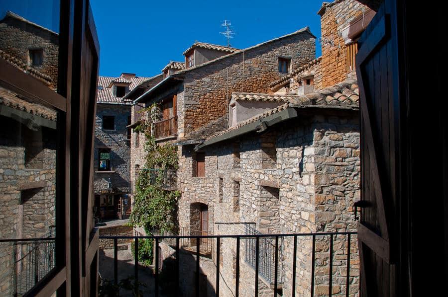 Mejores zonas donde alojarse en Aínsa, Aragón - Centro de la ciudad