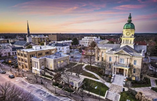 Mejores zonas donde alojarse en Athens, GA - Athens Historic District