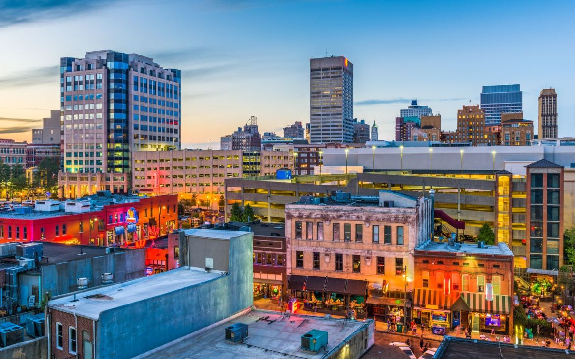 Best areas to stay in Memphis - Downtown