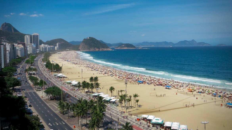Mejores zonas donde alojarse en Río de Janeiro - Copacabana