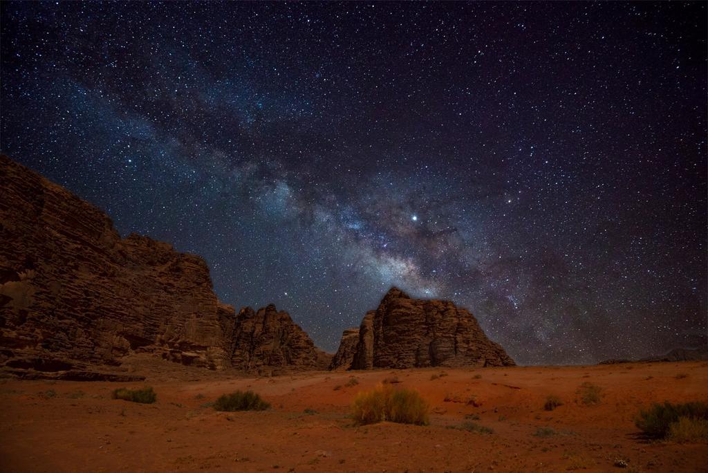 Mejores zonas donde alojarse en Wadi Rum, Jordania - Wadi Rum Village
