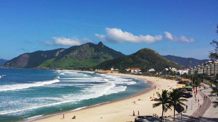 Zona recomendada donde alojarse en Río de Janeiro - Recreio dos Bandeirantes