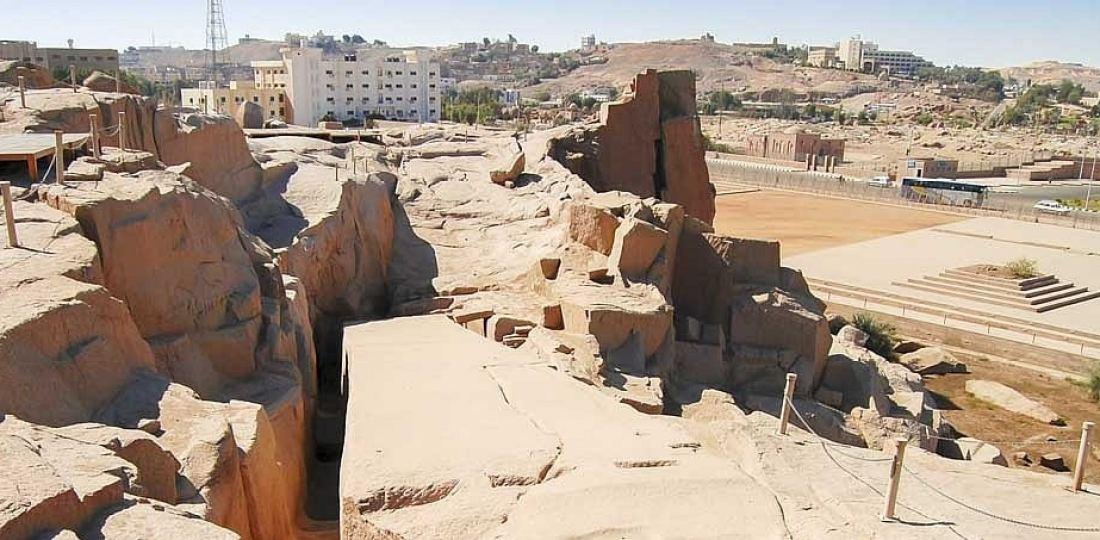 Dónde alojarse en Asuán, Egipto