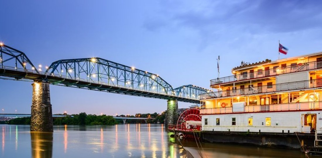 Dónde alojarse en Chattanooga, Tennessee