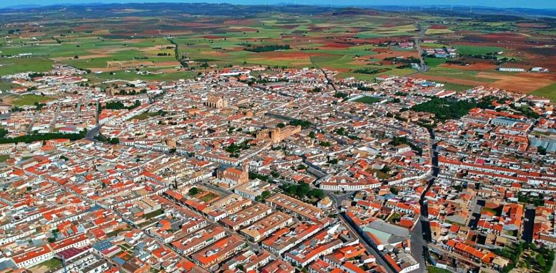 Dónde alojarse en Ciudad Real, España.