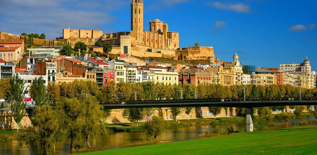 Dónde alojarse en Lleida, España