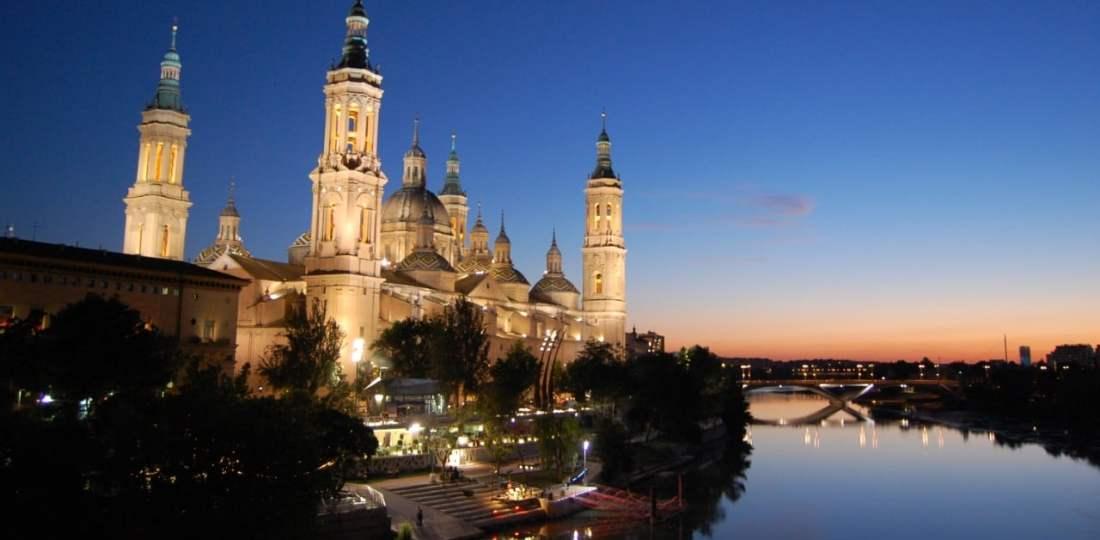Dónde alojarse en Zaragoza, España