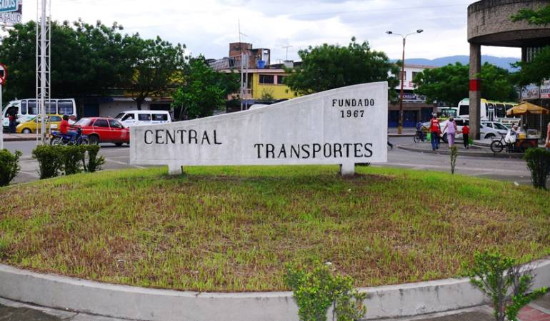 Where to stay in Cúcuta - Near the bus terminal
