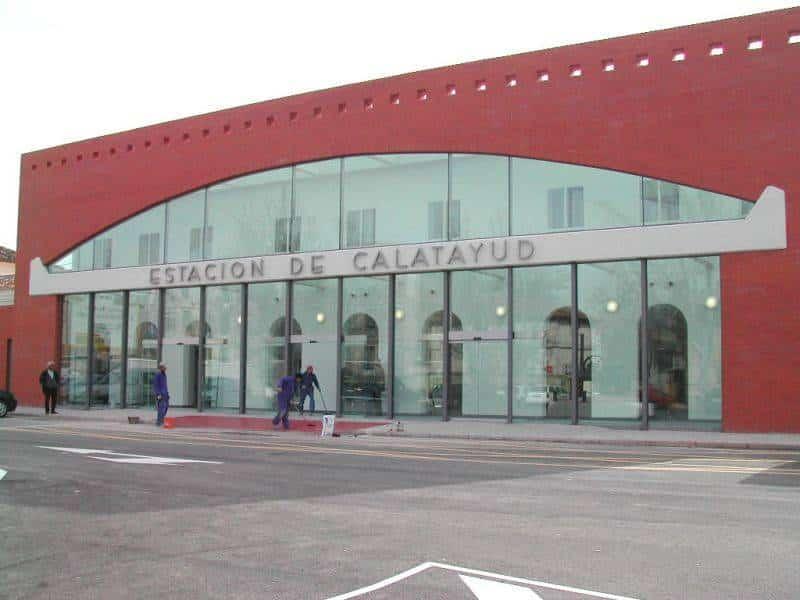 Dónde dormir en Calatayud - Cerca de la estación de trenes