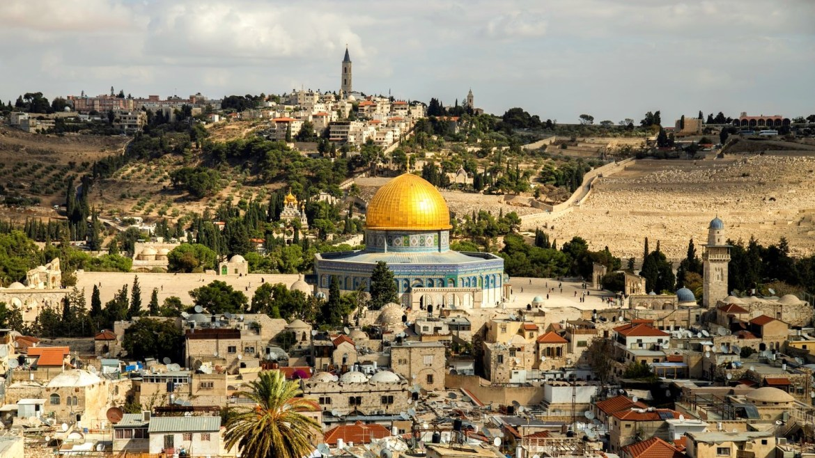 Where to stay in Jerusalem - Old Town