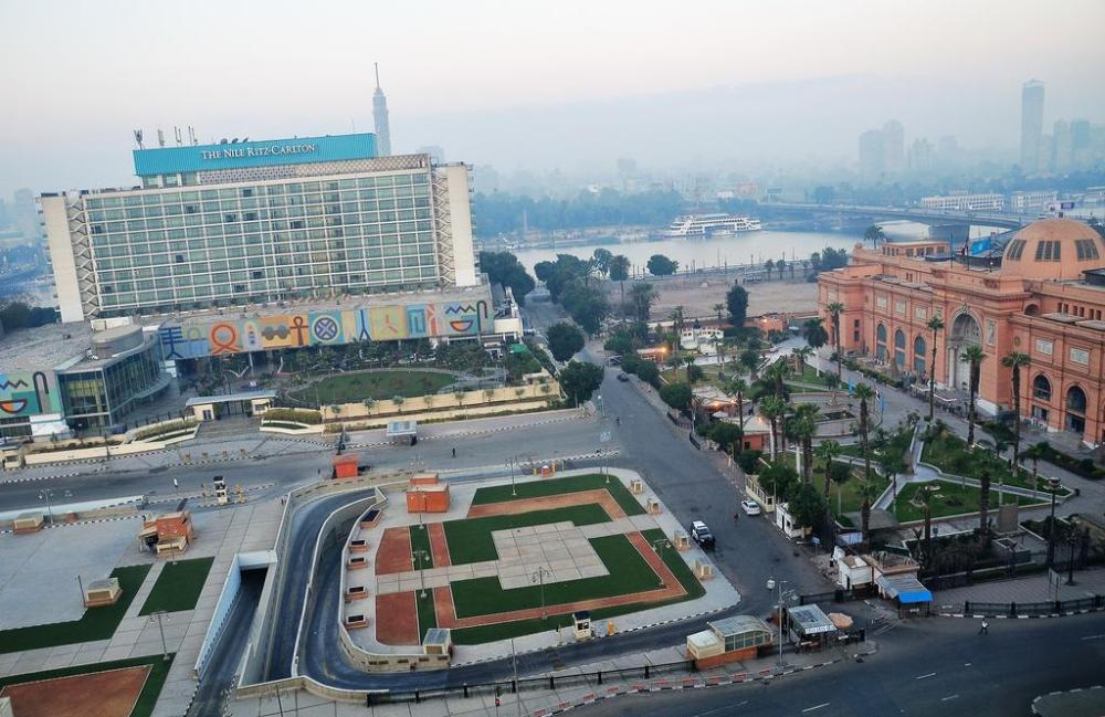 Dónde hospedarse en El Cairo, Egipto - Downtown Cairo y Plaza Tahrir