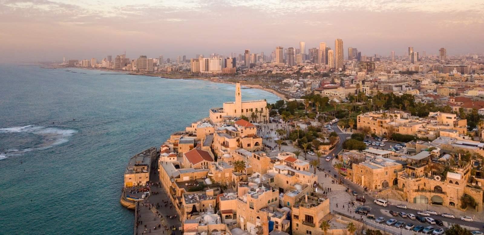 Las mejores zonas donde alojarse en Tel Aviv, Israel