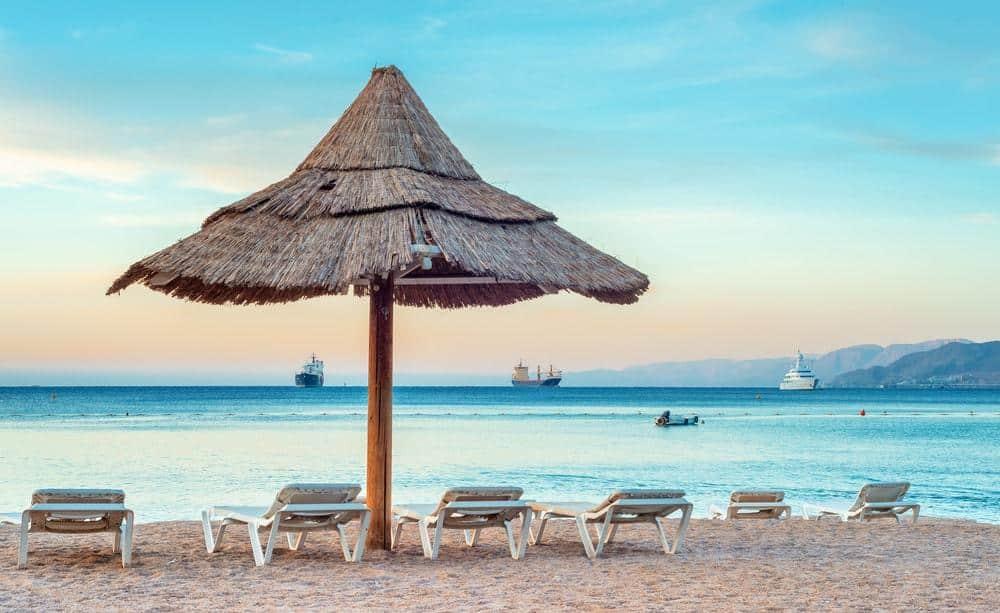 Mejores zonas donde alojarse en Eilat, Israel - Cerca del paseo marítimo y la playa
