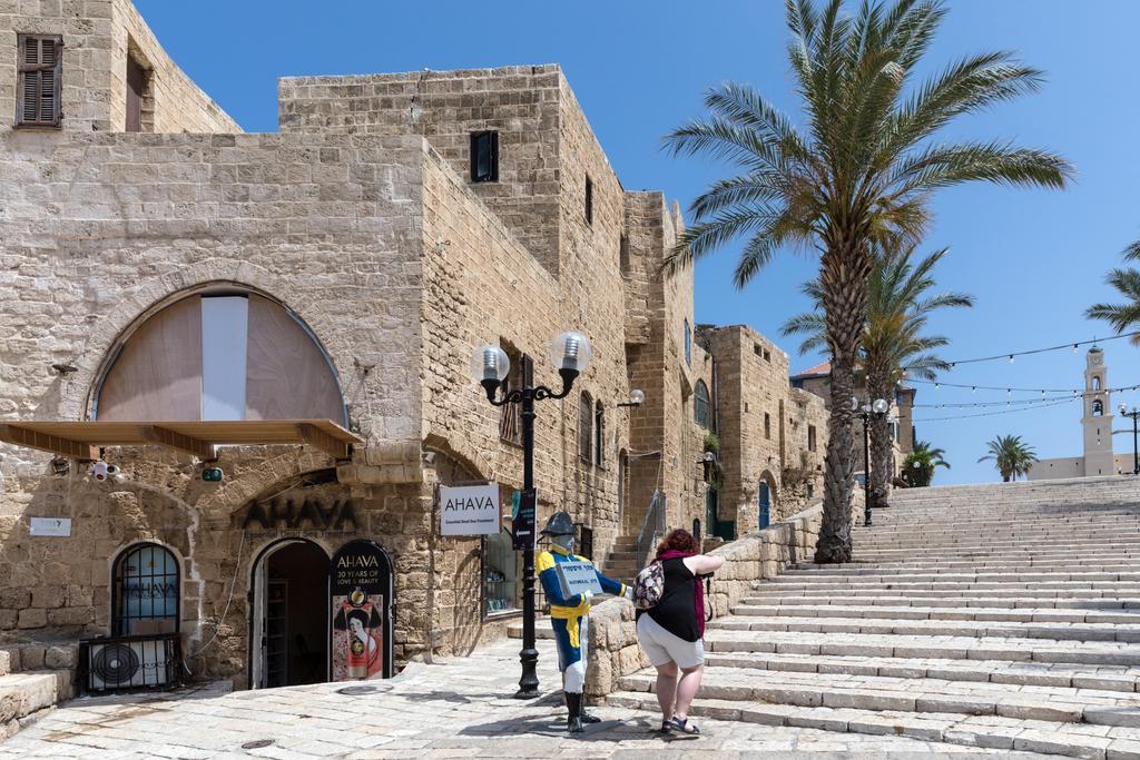 Mejores zonas donde hospedarse en Tel Aviv - Jaffa