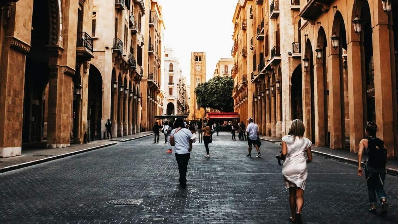 Dónde alojarse en Beirut, Líbano - Downtown Beirut