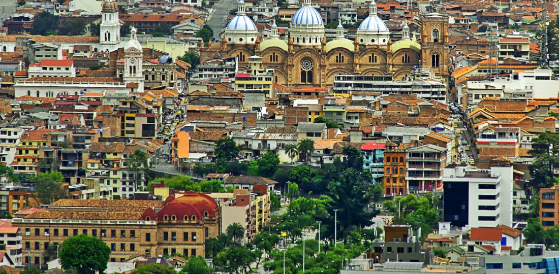 Dónde alojarse en Cuenca, Ecuador