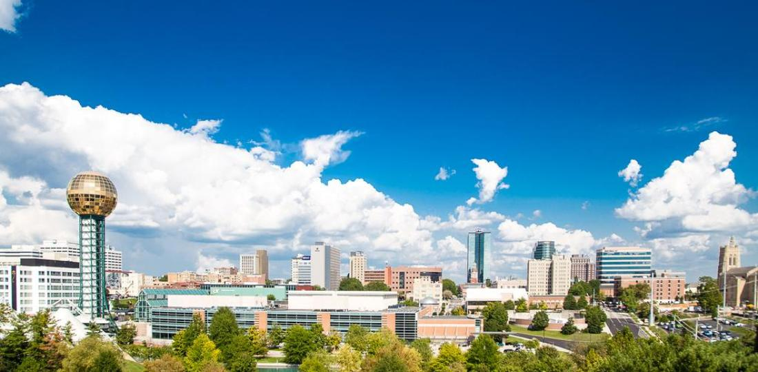 Dónde alojarse en Knoxville, Tennessee