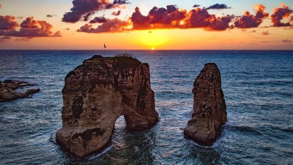 Dónde hospedarse en Beirut, Líbano - Raouche