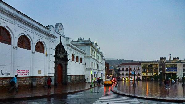 Dónde alojarse en Pasto - Centro de la ciudad