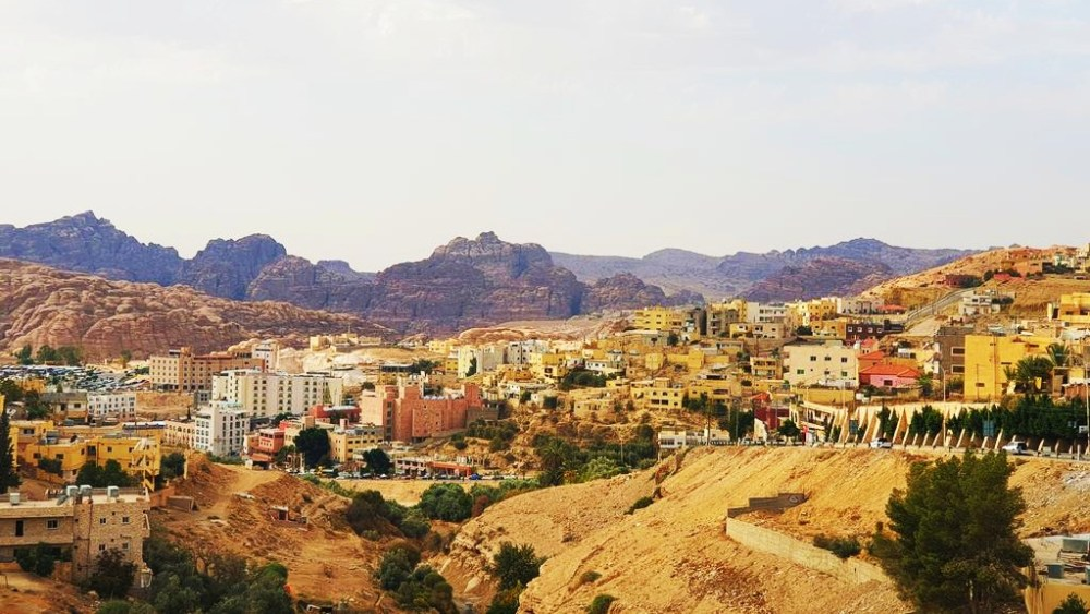 Dónde hospedarse para visitar Petra, Jordania - Centro de Wadi Musa