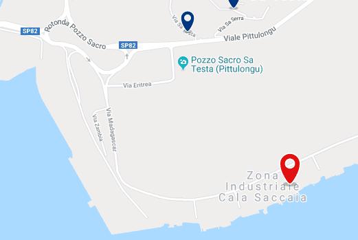 Alojamiento cerca del Puerto de Olbia - Haz clic para ver todo el alojamiento disponible en esta zona