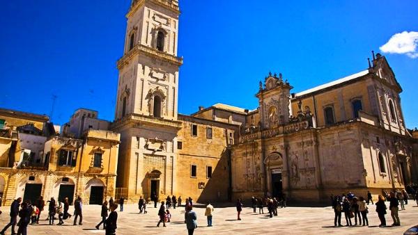 Alojarse en Lecce - Centro Histórico