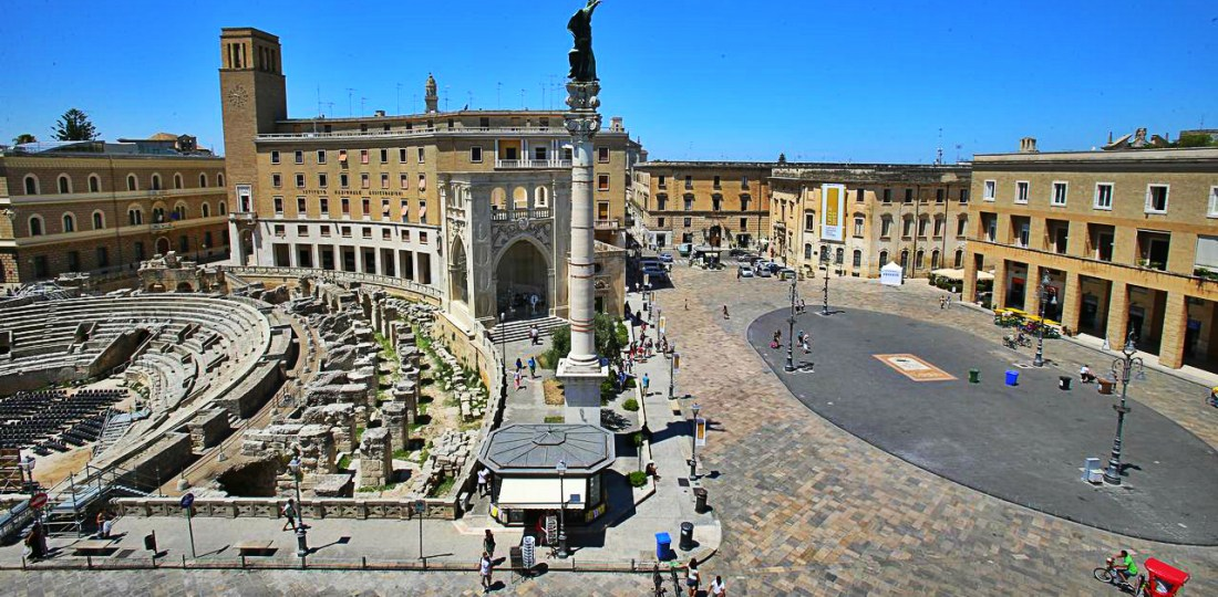 Dónde alojarse en Lecce, Italia