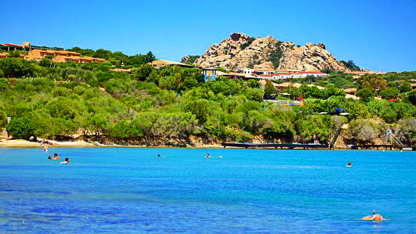 Dónde alojarse en Olbia - Cerca del puerto de Olbia