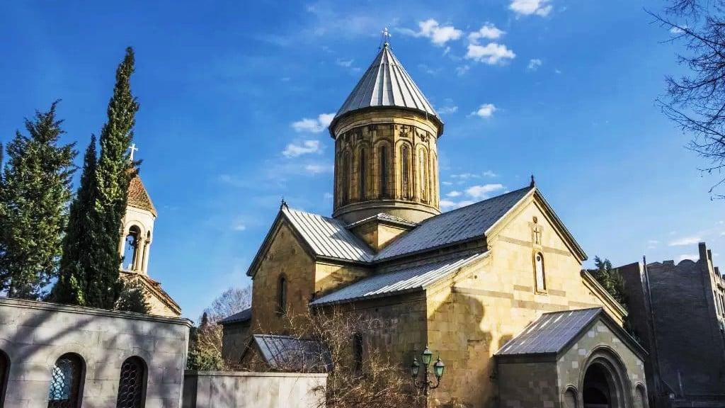 Dónde alojarse en Tibilisi, Georgia - Cerca de la Catedral de Sioni