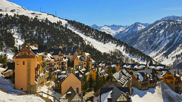 Dónde alojarse en Val d' Aran - Baqueira/ Beret