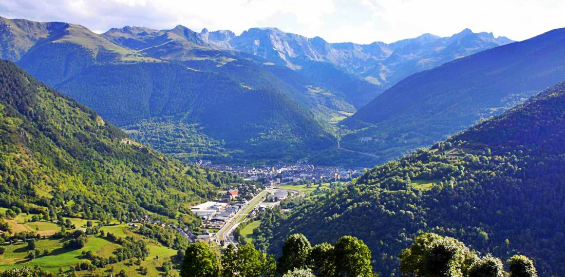 Dónde alojarse en Val d' Aran, España