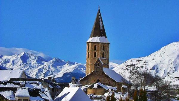 Dónde alojarse en Val d' Aran - Salardú