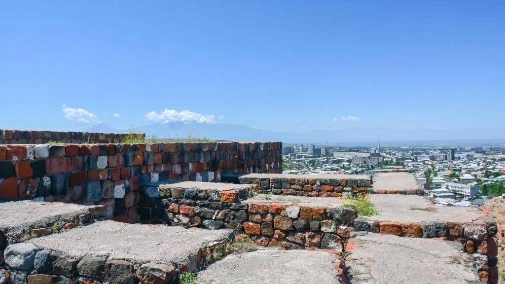 Dónde hospedarse en Ereván - Cerca de la Fortaleza de Erebuni