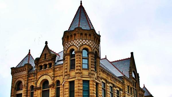 Alojarse en Fort Wayne - Downtown
