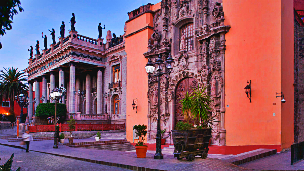 Best areas to stay in Guanajuato - Historic Center