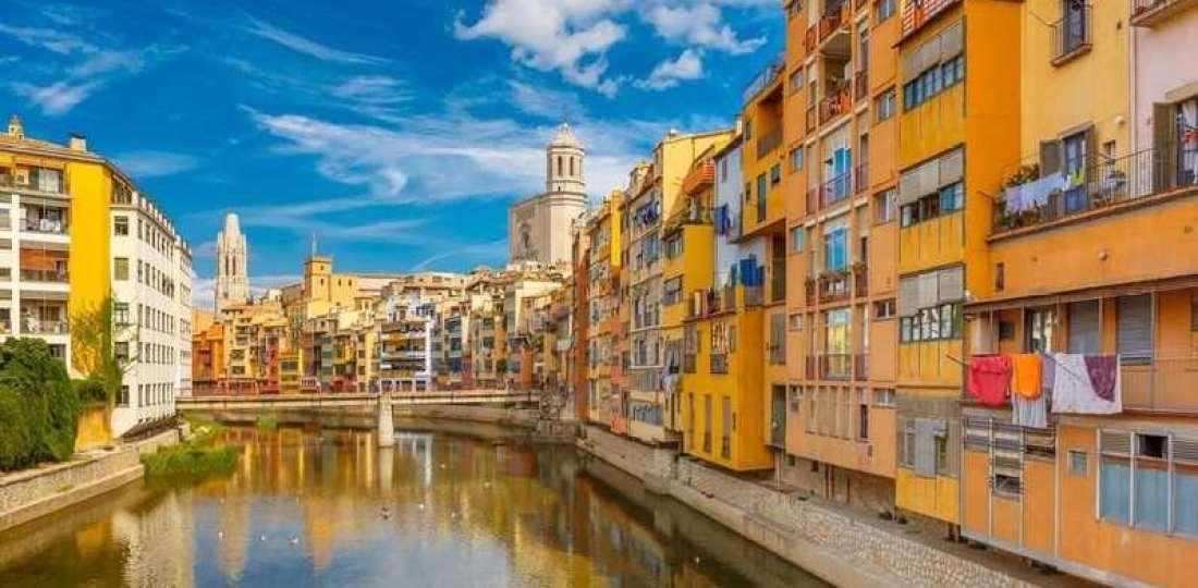 Dónde alojarse en Girona, España