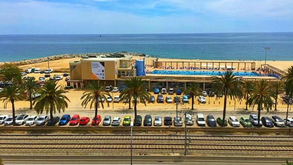 Dónde alojarse en Mataró - Centro y playas de Mataró