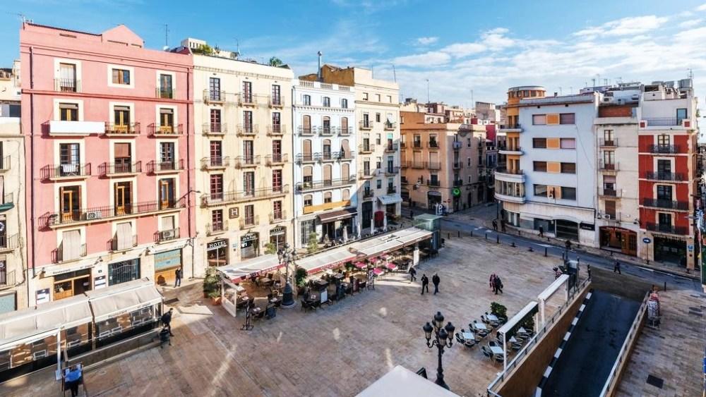 Dónde alojarse en Tarragona - Centro Histórico