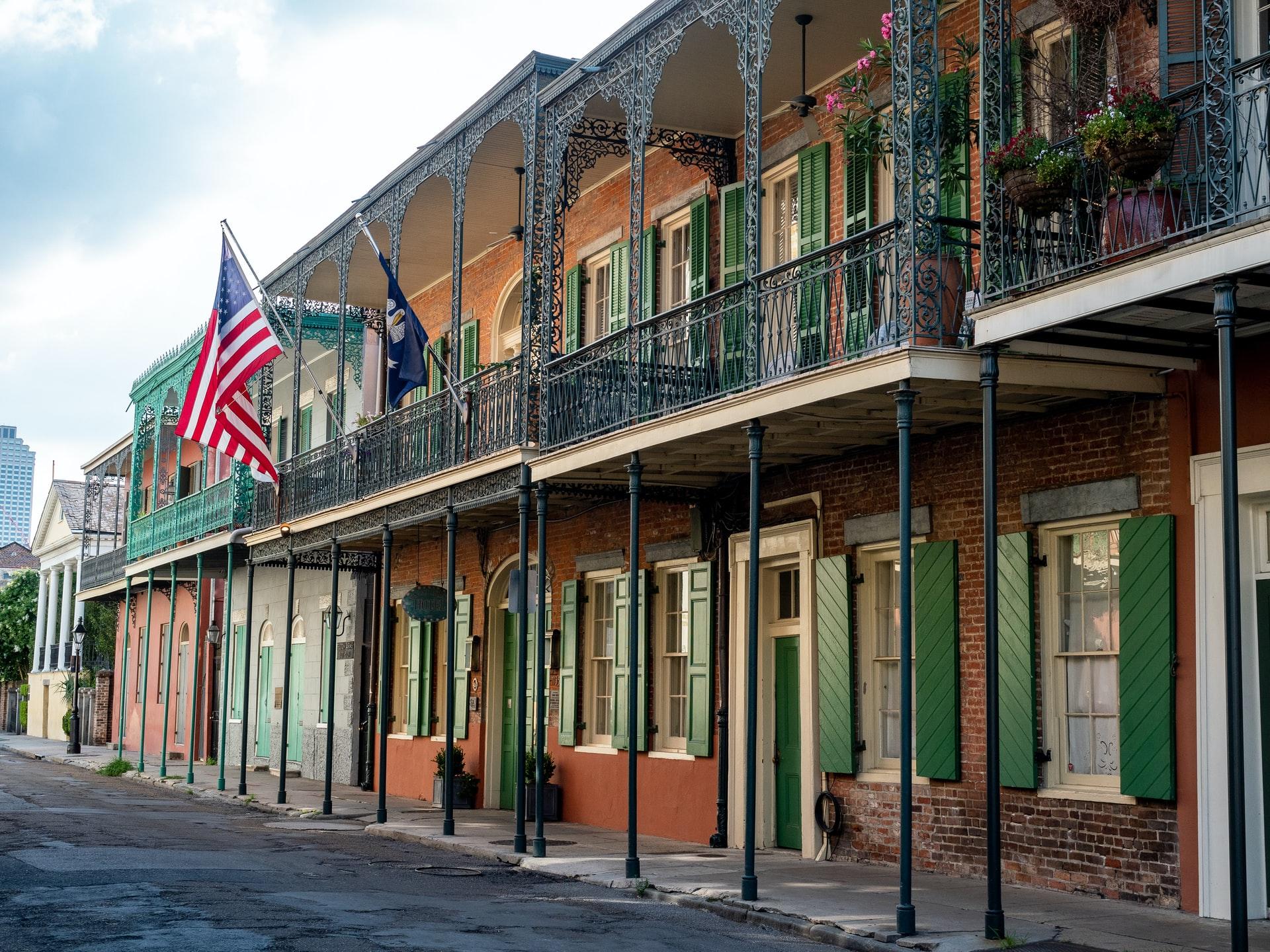Dónde Alojarse En Nueva Orleans Louisiana Mejores Zonas